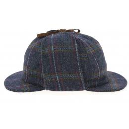 Sherlock Tile Cap - Hanna Hats Blue Marine- Hanna Hats