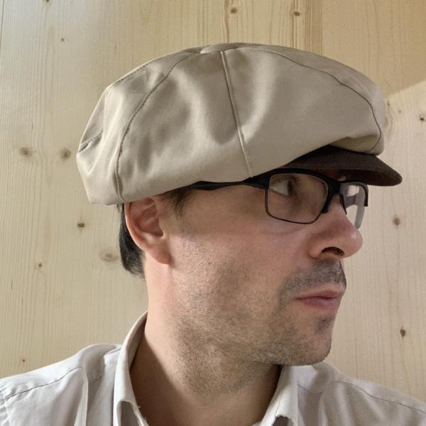Marlon Brando's cap