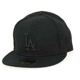 Cap Los Angeles 59 Fifty Black- New Era