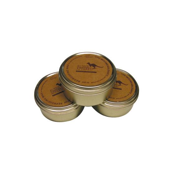 Waterproofing wax box - Aussie Apparel