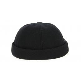Bonnet miki laine Noir - Traclet