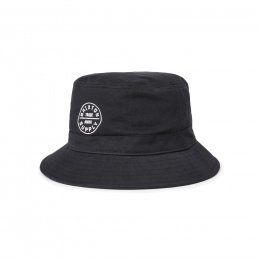Bob Oath Cotton Hat Black - Brixton