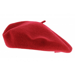 Pack 200 Red Wool Berets - Traclet