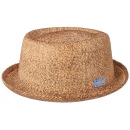 Porkpie Hat Open Road Toyo Natural - Stetson