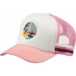 Kids Baseball Cap Cotton Club Pink Barts