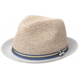 Toyo Player Hat Beige & Grey - Stetson