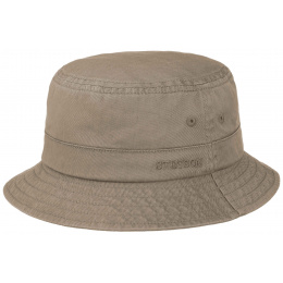 Bob Cotton Twill Cotton Grey - Stetson