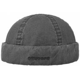 Bonnet Docker Délavé Coton