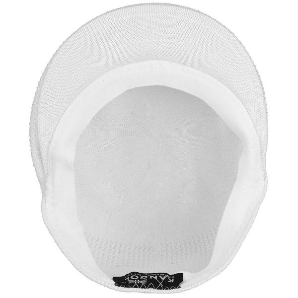 Beret casquette tropic 504 blanc - Kangol
