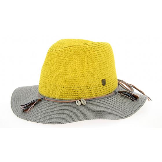 Safari Hat Manzanillo Straw Paper Mimosa Hat - Traclet