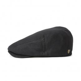 Casquette Hooligan Noire Coton- Brixton