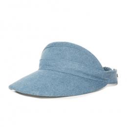 Visière Monroe Coton Bleu Clair- Brixton