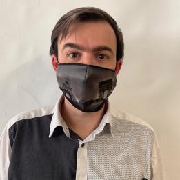 Masque Original Élastique Noir- Traclet