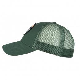 Walt Trucker Baseball Cap Green Cotton- Hatland