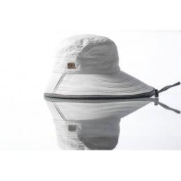 Nantaise White & Grey Cap - Soway