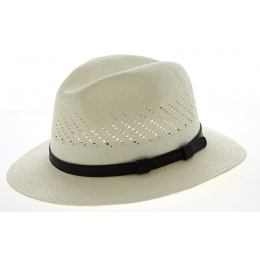Panama Noto Traveller Hat White - Traclet