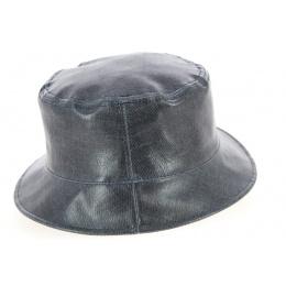 Chapeau de Pluie Bob Elite Coton Bleu Marine- Crambes