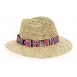 Chapeau Indiana Jones Paille Naturelle- Traclet