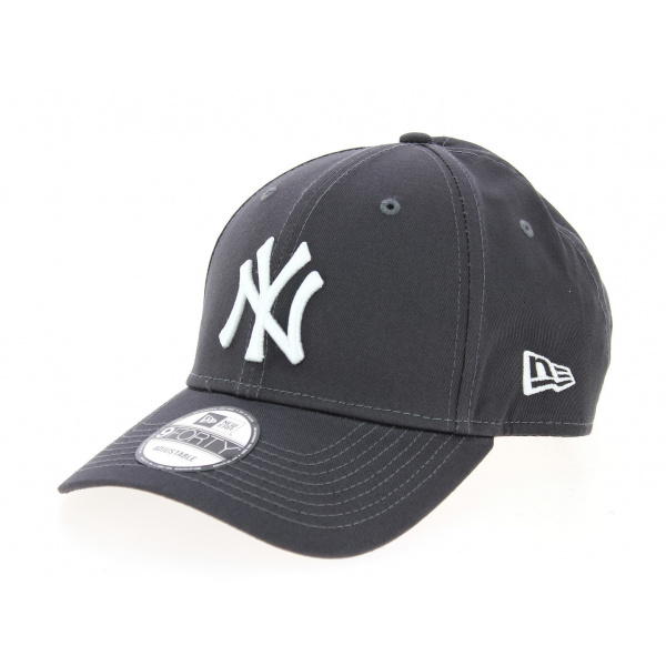 Casquette Baseball 9Forty NY Yankees Anthracite- New Era