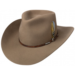 chapeau western stetson