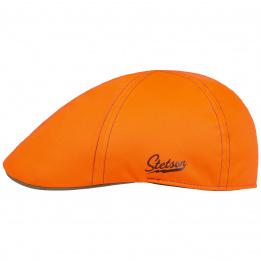 Casquette Texas Signal Orange Néon & Kaki- Stetson