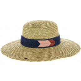 Zara Natural Straw Hat - Traclet