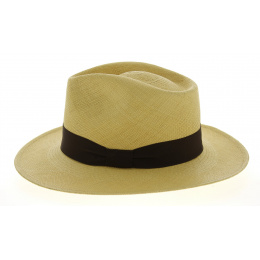 Chapeau Panama Pastaza Marron- Traclet