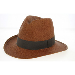 Panama  El Panecillo  Hat brown