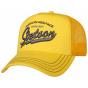 Casquette Baseball Trucker American Heritage Jaune - Stetson