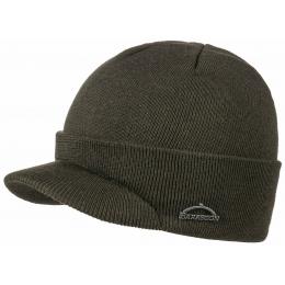 Wool & Acrylic Cap Cap - Stetson