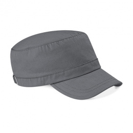 Casquette Army Coton gris - Beechfield