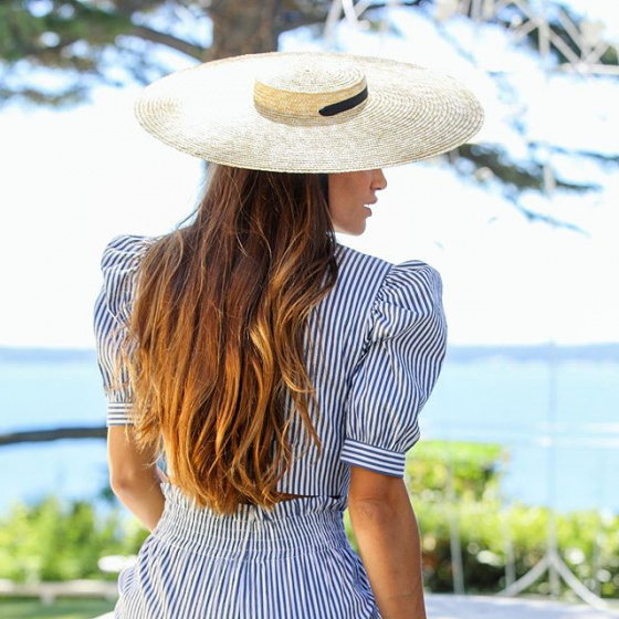 Provencal hat - barigoules