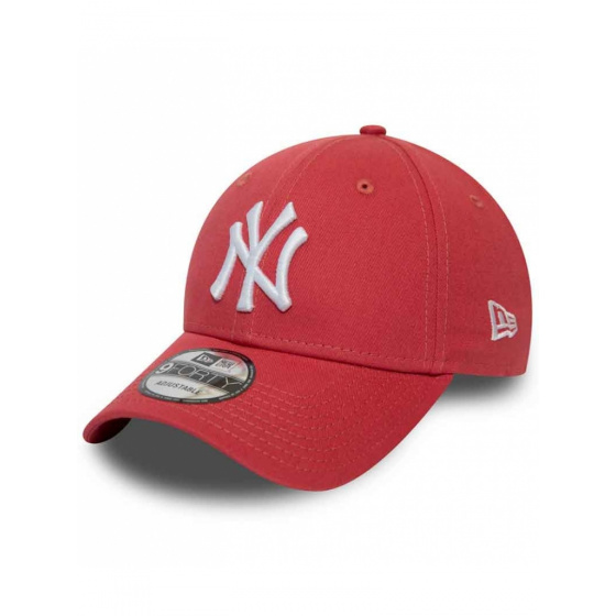 Casquette Baseball 9Forty NY Yankees Corail- New Era
