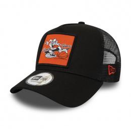 Black Taz trucker cap New Era