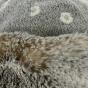 toque laine et fourrure