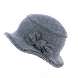Chapeau Bob polaire gris - Traclet