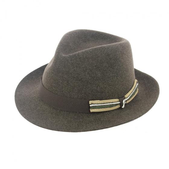 Chapeau de France Marron - Fléchet