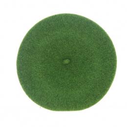 Beret basque Kopka - vert  chiné