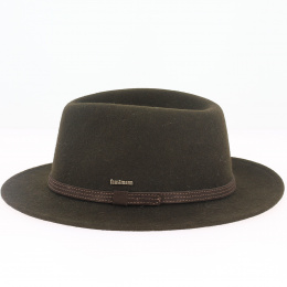 Chapeau annecy Traclet marron