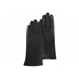 Leather gloves -Isotoner