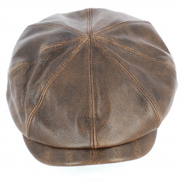copy of Hatteras stetson leather cap