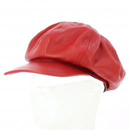 copy of montagny Leather cap