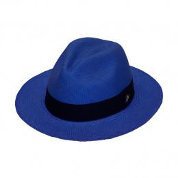 Chapeau Panama Bleu