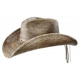 Cowboy Hat Monterrey Straw- Stetson