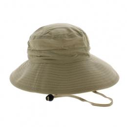 Chapeau beige anti UV - SOWAY