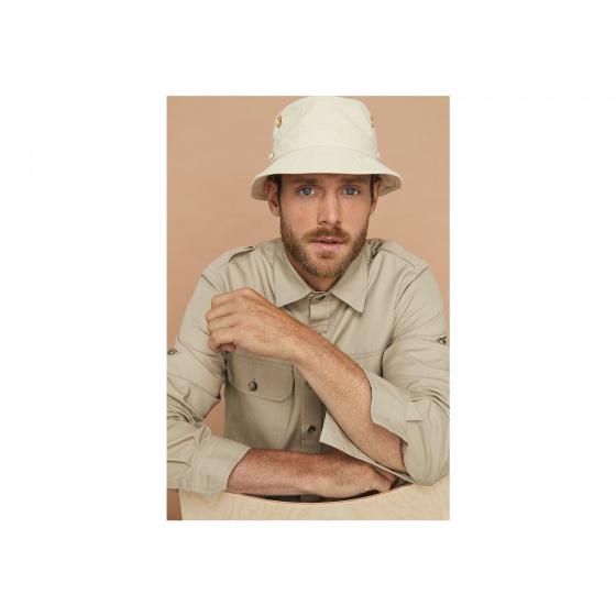 Chapeau T1 Bucket Hat  Naturel - Tilley
