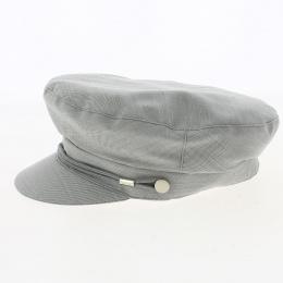 Grey camaret cap