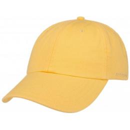 Casquette stetson Rector jaune