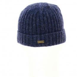 Blue wool hat -Kangol