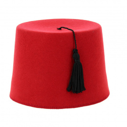 Chapeau Fez - made in france traclet